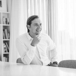 Tim Wielfaert - Managing Director Wielfaert Architecten